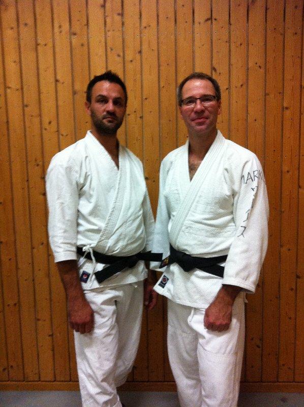 Jochen und Markus