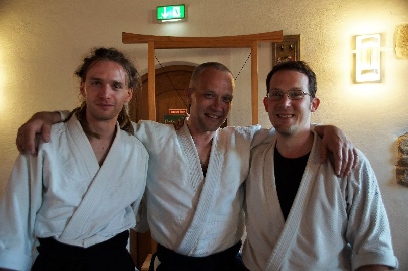 Max, Gunter und Jan