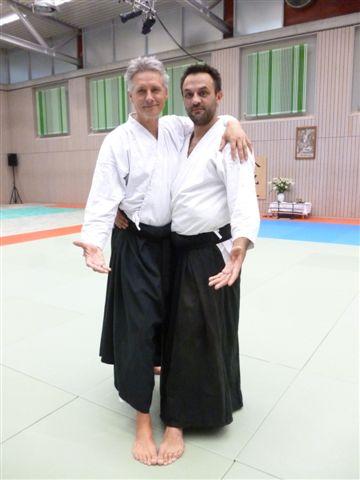 Michael und Jochen