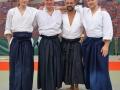 Rokas, Michael, Jochen und Gunter