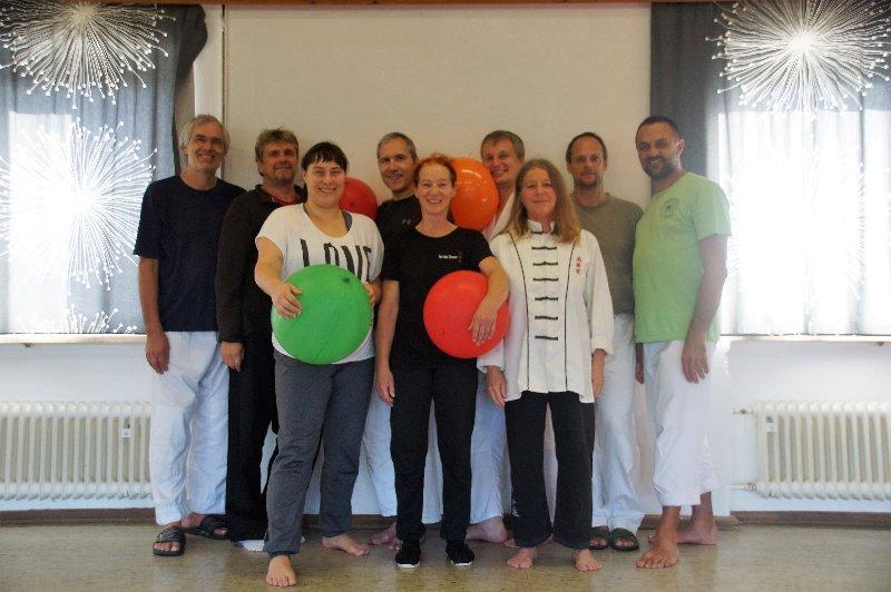 Cheng Hsin Workshop 2018