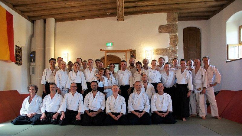 Bavarian Castle Seminar 2018
