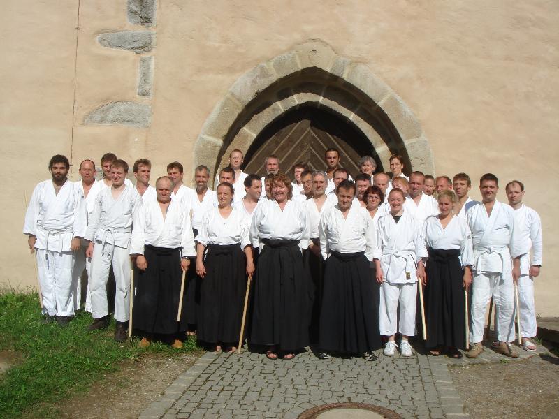 Ute und Mark van Meerendonk, 2007 Burg Trausnitz