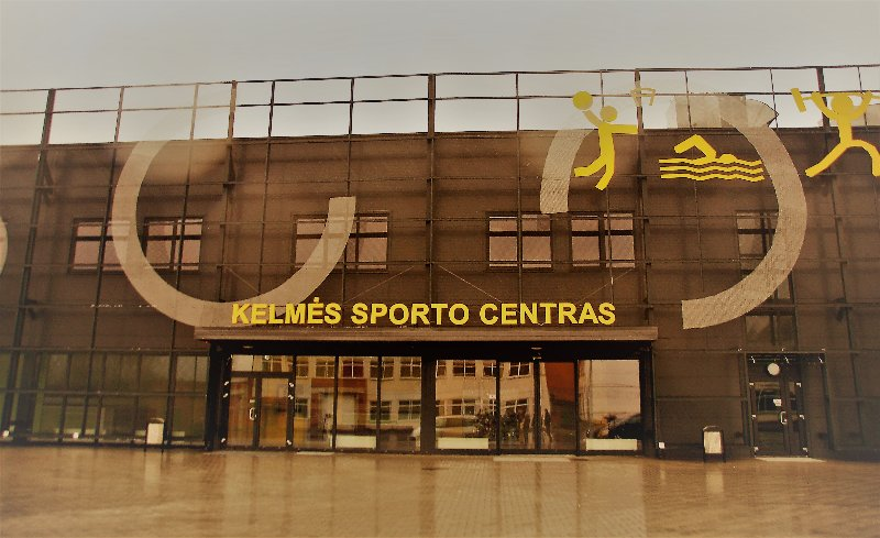 Kelmes Sporto Centras
