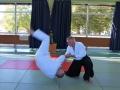 accompany the partner through the technique