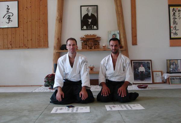 Danprüfung Jochen und Markus